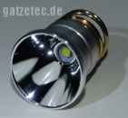 P60 Drop In mit CREE XP-L V5 LED