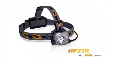 Fenix HP 25 R LED Stirnlampe