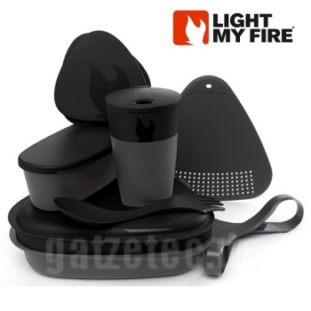 Light my Fire Meal Kit 2.0 schwarz