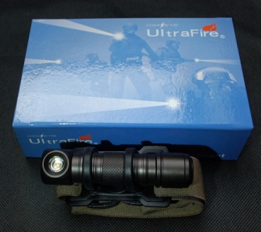 LED Stirnlampe Ultrafire UF-H2